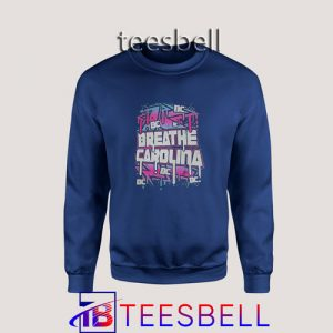 Sweatshirt Breathe Carolina