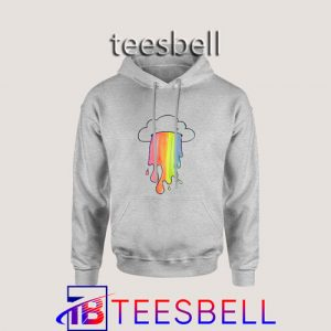 Hoodies Cloud Overlay Rainbow