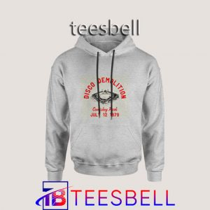 Hoodies Disco Demolition Vintage