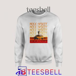 Sweatshirt Khalid Free Spirit World Tour Unisex